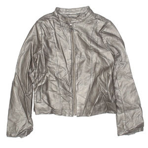 The Children's Place 7-8 Faux Leather Jacket